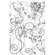 Лесные феи. Мини-раскраска-антистресс