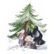 Подарок для Снегурочки. Зимняя сказка