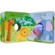 Веселый слоненок (Книжки с пальчиковыми куклами)