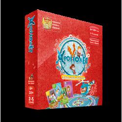 Хронолёт (настольно-печатная игра)