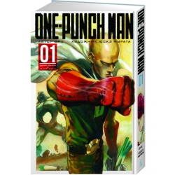 One-Punch Man. Кн.1