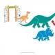 Сбежавший динопарк. Где прячутся динозавры? Шон Симc