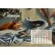 """Календарь-домик на 2020 год """"Для уютного года"""""""