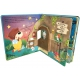 Книжки - панорамки с окошками. Перед сном