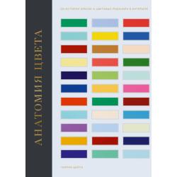 Анатомия цвета. Об истории красок и цветовых решениях в интерьере. Патрик Бейти