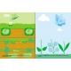 Развивающие наклейки для малышей. Цвет