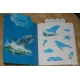 Мои первые наклейки. Дельфинчик. 3+