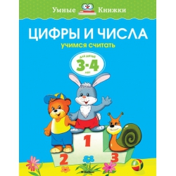 Цифры и числа (3-4 года)